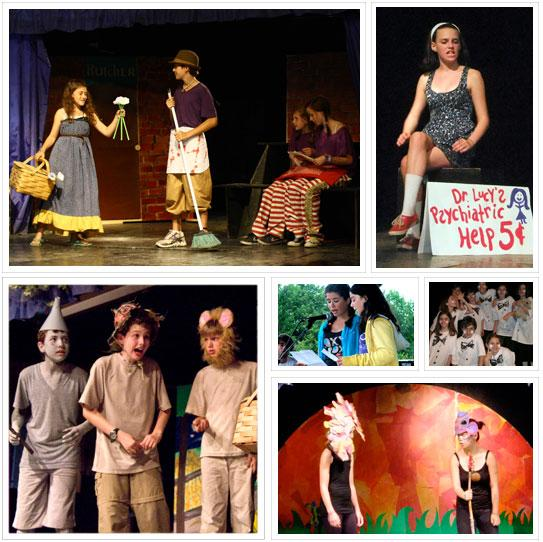 Hidden Valley Theater Productions