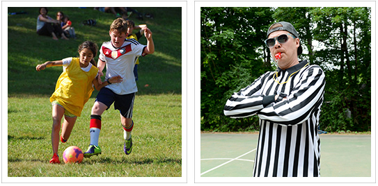 Noncompetitive teen sports remarkable, valuable